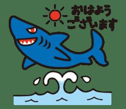 Shark Vincent 2 sticker #14164438