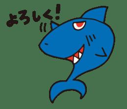 Shark Vincent 2 sticker #14164439