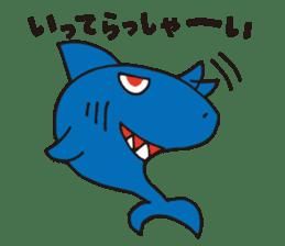 Shark Vincent 2 sticker #14164443