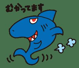Shark Vincent 2 sticker #14164444