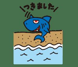 Shark Vincent 2 sticker #14164445