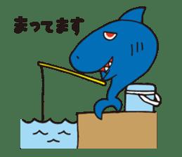 Shark Vincent 2 sticker #14164446