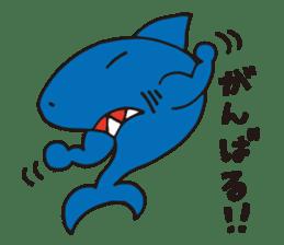 Shark Vincent 2 sticker #14164449