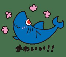 Shark Vincent 2 sticker #14164452
