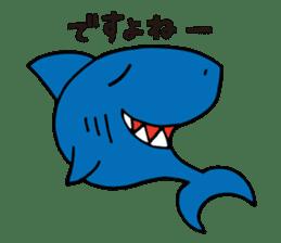 Shark Vincent 2 sticker #14164453