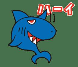 Shark Vincent 2 sticker #14164454