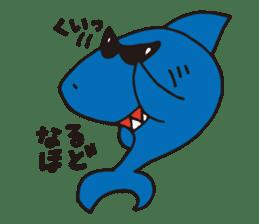 Shark Vincent 2 sticker #14164455
