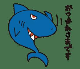 Shark Vincent 2 sticker #14164456