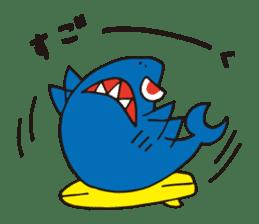 Shark Vincent 2 sticker #14164458