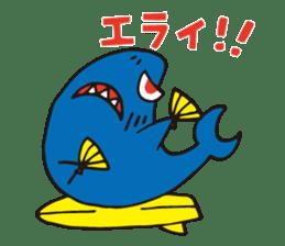Shark Vincent 2 sticker #14164459