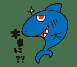 Shark Vincent 2 sticker #14164460