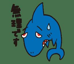 Shark Vincent 2 sticker #14164462