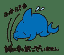 Shark Vincent 2 sticker #14164464