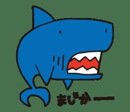 Shark Vincent 2 sticker #14164466