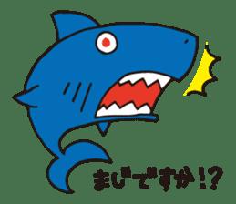 Shark Vincent 2 sticker #14164467