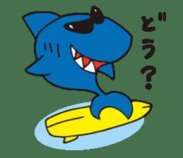 Shark Vincent 2 sticker #14164470