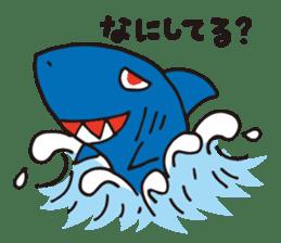 Shark Vincent 2 sticker #14164471