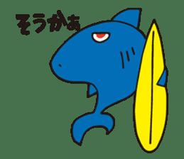 Shark Vincent 2 sticker #14164472