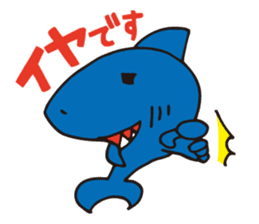 Shark Vincent 2 sticker #14164474