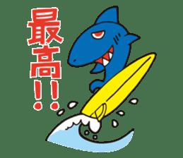 Shark Vincent 2 sticker #14164477