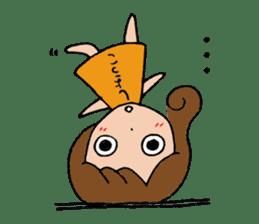 I'm shoko sticker #14165320