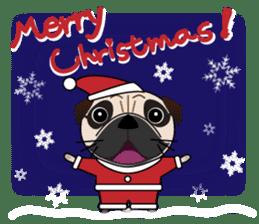 Pretty Pug!4 sticker #14165657
