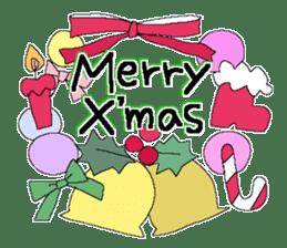 X'mas and Happy new year 6 sticker #14166505