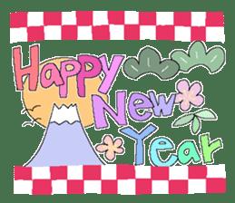X'mas and Happy new year 6 sticker #14166527