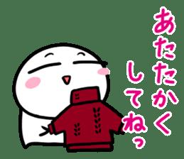 Maruo days of Winter sticker #14166764