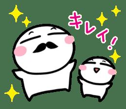 Maruo days of Winter sticker #14166767