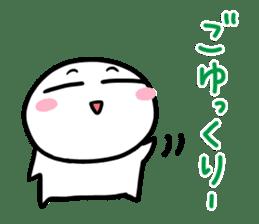 Maruo days of Winter sticker #14166796