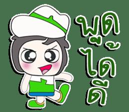 ... Mr. Kaito. ... sticker #14167416