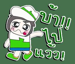 ... Mr. Kaito. ... sticker #14167417
