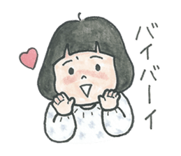 C-chan Sticker sticker #14173069