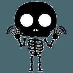 Bone San's ordinary life 01 Eng Ver.