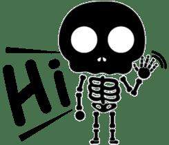 Bone San's ordinary life 01 Eng Ver. sticker #14192238