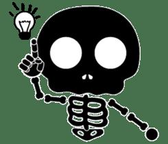 Bone San's ordinary life 01 Eng Ver. sticker #14192248