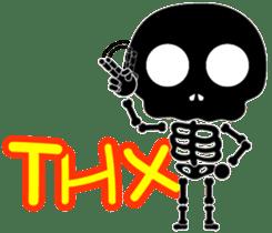 Bone San's ordinary life 01 Eng Ver. sticker #14192257