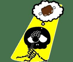 Bone San's ordinary life 01 Eng Ver. sticker #14192262
