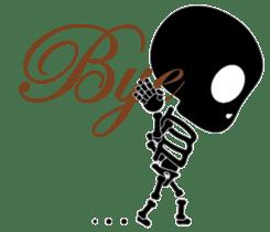 Bone San's ordinary life 01 Eng Ver. sticker #14192265