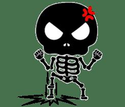 Bone San's ordinary life 01 Eng Ver. sticker #14192267