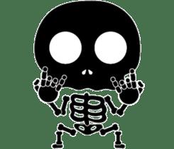 Bone San's ordinary life 01 Eng Ver. sticker #14192270