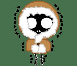 Bone San's ordinary life 01 Eng Ver. sticker #14192272