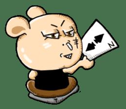 Go Bad Bear & Gangster Friends sticker #14192714