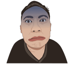 Absurd Guy sticker #14194194