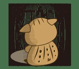 Woolly 1 day sticker #14197785