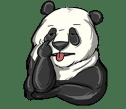 PANDA!! PANDA!! sticker #14198135