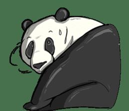 PANDA!! PANDA!! sticker #14198142