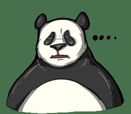 PANDA!! PANDA!! sticker #14198143