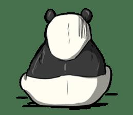 PANDA!! PANDA!! sticker #14198144